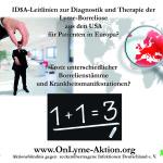1plus1ist3 IDSA Poster