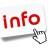 info sign 3d